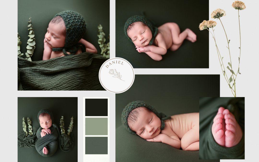 Sesión de recién nacido en Campillo de Altobuey